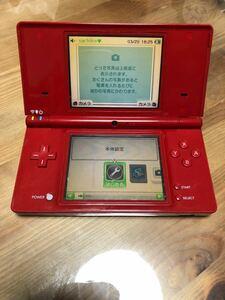 ニンテンドーDSi レッド 任天堂DS