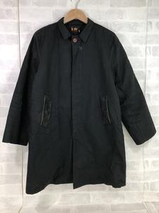Skull Jeans スカルジーンズ ロングコート ジャケット 内ボア ブラック SIZE:38 MH0221092201