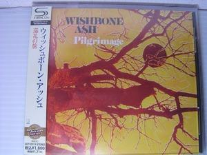 ★名盤!ウィッシュ・アッシュ 巡礼の旅 SHM-CD中古品・2点以上落札で送料無料!