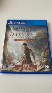 PS4 アサシンクリードオデッセイ
