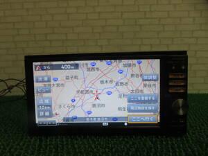 Q830 動作品保証付/Bluetooth内蔵 TVフルセグ地デジ日産純正SDナビ2014年 MP311D-W /テレビ視聴OK CDDVD 再生OK  配線あり