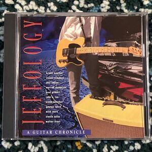 【国内盤CD】ジェフ・ベック/ジェフォロジィ(JEFFOLOGY - A GUITAR CHRONICLE) トリビュート