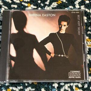 【国内盤CD】シーナ・イーストン『秘密』