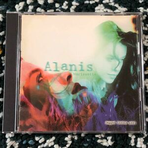 【名盤CD】アラニス・モリセット『ジャグド・リトル・ピル』全世界で3000万枚以上を売り上げた歴史的名盤!