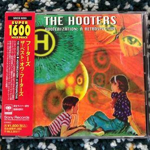 【国内盤CD】フーターズ『ベスト・オブ・フーターズ』シンディ・ローパー 「タイム・アフター・タイム(ライブ)」カバーも収録