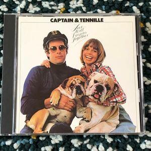 【国内盤CD】キャプテン&テニール『愛ある限り』