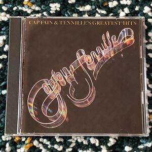 【ベストCD】キャプテン&テニール/ベスト『グレイテスト・ヒッツ』-「愛ある限り」「君こそすべて」他収録