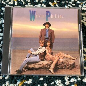 【名盤CD】ウィルソン・フィリップス『ウィルソン・フィリップス』- ヒット曲「ホールド・オン」等収録