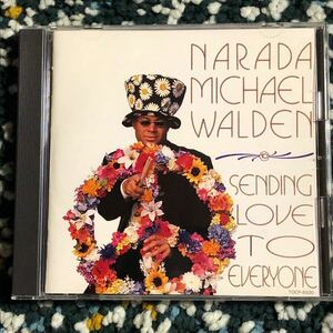 【国内盤CD】ナラダ・マイケル・ウォルデン『この愛がとどくように』