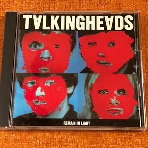 【国内盤CD】トーキング・ヘッズ『リメイン・イン・ライト』