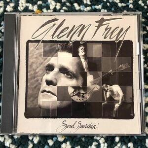 【名盤CD】イーグルスのグレン・フライ『ソウル・サーチン』- 大ヒット「トゥルー・ラブ」等含む