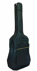 新品 黒 【グッドカンパニー】ギターケース 軽量 アコースティック ギター ソフト ケース リュック型 手提げ ギグZQTL