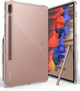 新品 [Galaxy Tab S7+] - クリア [Galaxy Tab S7+] 【Ringke】 GalaxyE3AH