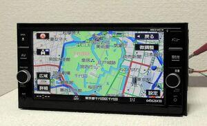2019年 日産【MM318D-W】フルセグTV/アンテナ新SDナビDVD再生 Bluetooth
