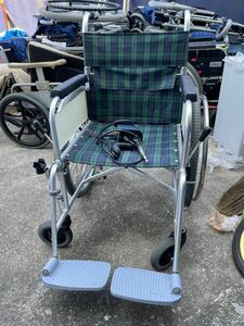 I7381 ヤマハ YAMAHA 自走式電動車椅子 車いす