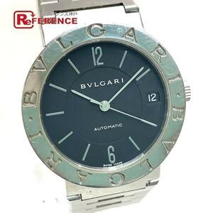BVLGARI ブルガリ BB33SS デイト ブルガリブルガリ 自動巻き メンズ腕時計 SS メンズ シルバー