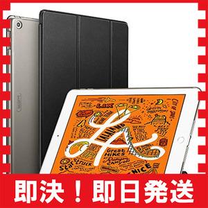 ブラック ESR iPad Mini 5 2019 ケーX 軽量 薄型 PU レザー スマート カバー 耐衝撃 傷防止 クリア