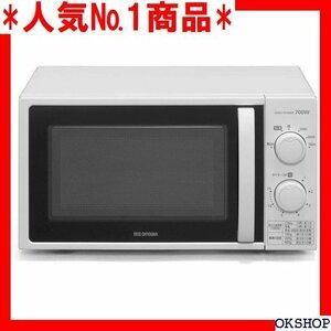 人気№1商品 アイリスオーヤマ 電子レンジ 西日本 単機能 17L 60Hz ターンテーブルIMG-T177-6-W 68