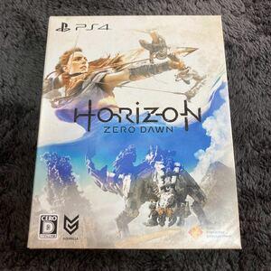 PS4 Horizon Zero Dawn ホライゾンゼロドーン 初回限定版 アートブック