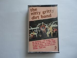 カセットテープ ★ ニッティー・グリッティー・ダート・バンド The Nitty Gritty Dirt Band の商品画像