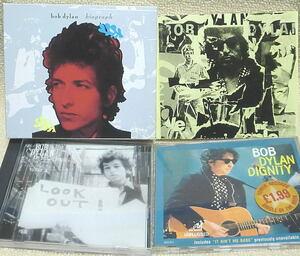 即決!送料無料!●CD3枚組 ボブ・ディラン Bob Dylan Biograph 日本 ブックレット2冊 生産終了+オマケ Dignity+ブートレグシリーズVol.2