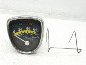 k-0905-13 ホンダ リトルカブ スピードメーター