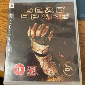 PS3ソフト EU版 DEAD SPACE (国内版本体動作可)