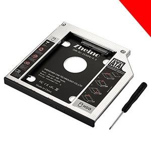 ★CHN-DC-2530PE-9.5 Zheino 2nd 9.5mmノートPCドライブマウンタ セカンド 光学ドライブベイ用