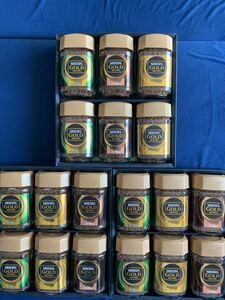 NESCAFE ネスカフェ インスタントコーヒー ゴールドブレンド 香り華やぐ コク深め 18個