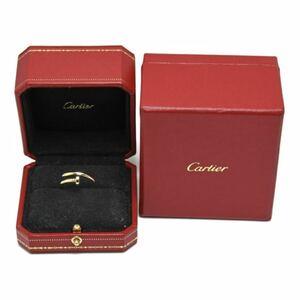 Cartier カルティエ YG ジュストアンクルリング 56号 16号 正規品