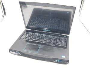 【1円 ジャンク】Dell / デル ALIENWARE M17x-R4 / Core i7-3630QM / メモリ16GB / 17.3型/エイリアンウェア ノートPC