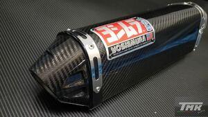 汎用 スリップオン カーボンサイレンサー マフラー 50.8mm (検 USA R-77 ninja YZF CBR GSX GROM z125 AKRAPOVIC モリワキ BEET USヨシムラ