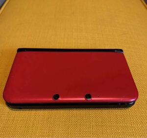 任天堂3DS レッド ニンテンドー3DS LL