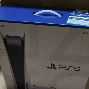 【新品未開封】新型軽量版 PlayStation5 CFI-1100A01 PS5 本体 ディスクドライブ搭載 プレステ
