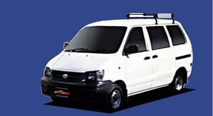 ★TUFREQ ルーフキャリア ライトエースCR52V/KR41V/42V標準ルーフ用/Hシリーズ ショート
