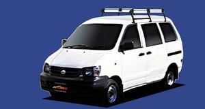★TUFREQ ルーフキャリア タウンエースCR52V/KR41V/KR42Vハイルーフ用/Hシリーズ ミドル