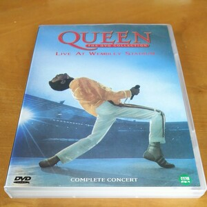 QUEEN LIVE AT WENBLEY STADIAM