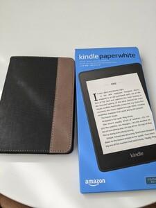 Kindle Paperwhite トワイライトブルー 第10世代 8GB広告付きモデル カバーセット