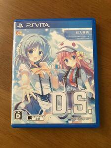 D.S. -Dal Segno(ダルセーニョ)- PS Vita ソフト PSVita ギャルゲー