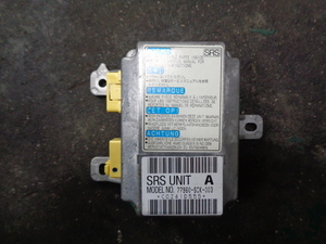 ホンダ ザッツ JD1 JD2 SRS エアバッグ バック コンピューター