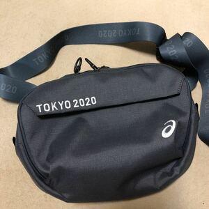 東京オリンピック ユニフォーム  ウエストバッグ ボランティア 非売品 ウエストポーチ ショルダーバッグ ボディバッグ