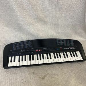 ◆中古 CASIO/カシオ 電子キーボード TONE BANK MA-120 電子ピアノ M-67
