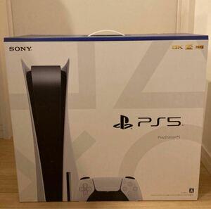 新型PlayStation5 本体 新品未開封 ディスクドライブ搭載型 モデルチェンジ