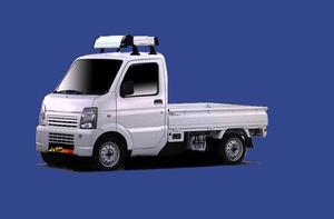 ■TUFREQ ルーフキャリア スクラムトラック DG63T用/Kシリーズ