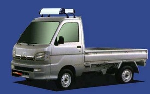 ★TUFREQ ルーフキャリア ピクシストラックS201U/S211U用/Kシリーズ