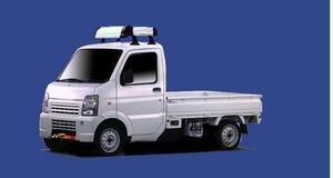 ■TUFREQ ルーフキャリア キャリィ DA63T用/Kシリーズ