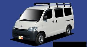 ★TUFREQ ルーフキャリア タウンエース S402M用Hシリーズ ロング