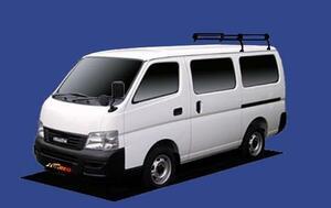 ■TUFREQ ルーフキャリア コモ E25 標準ルーフ用/Pシリーズ ショート