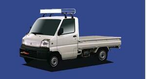 ★TUFREQ ルーフキャリア ミニキャブトラック U61/U62用/Cシリーズ