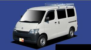 ★TUFREQ ルーフキャリア タウンエース S402M用Lシリーズ ミドル
